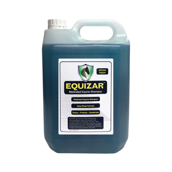 Equizar Medication Equine Shampoo