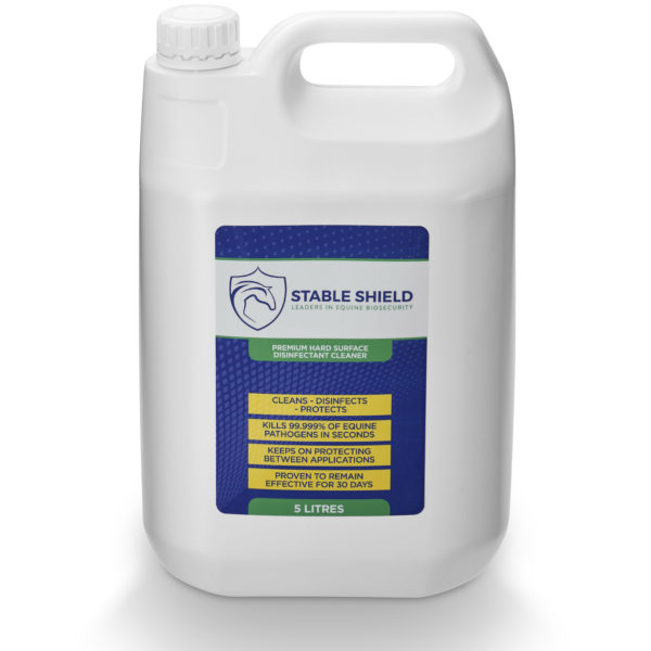 Stable Shield Disinfectant 5 Litres
