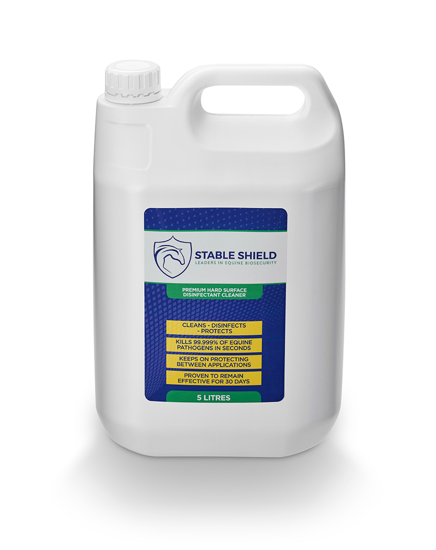 Stable Shield Disinfectant