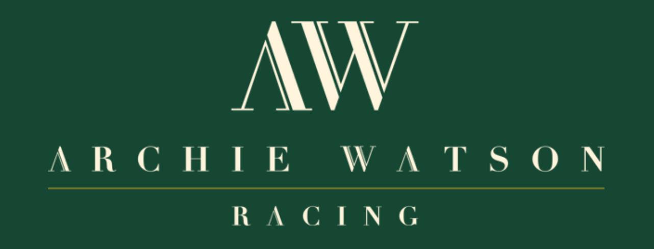 Archie Watson Racing
