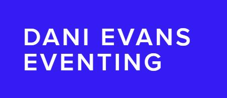 Dani Evans Eventing